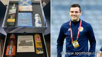 Andy Robertson Gave Whole Scotland Squad A £900 Euro 2020 Gift Boxes - SPORTbible