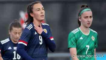 Northern Ireland 0-1 Scotland: Caroline Weir scores winner as visitors beat NI - BBC News