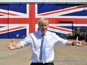 """Boris Johnson's """"muscular unionism"""" will only drive Scotland further towards independence - New Statesman"""