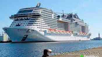 Cruise ship to dock in Belfast after being turned away from Scotland - Belfast Telegraph