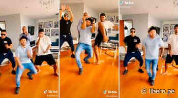 Carlos Zambrano reaparece tras su no convocatoria bailando en TikTok con 'Zumba' - VIDEO - Libero.pe