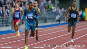 Anthony Zambrano gana su primera carrera en los 400 metros de la Wanda Diamond League - MARCA Claro