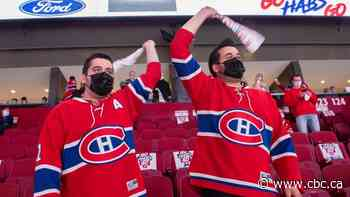 Montreal Canadiens request increased capacity for home playoff games