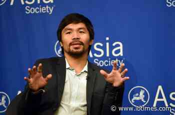 South China Sea: Boxer Manny Pacquiao Calls Out Philippines President For Deference To Beijing - International Business Times