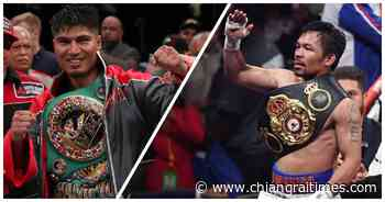 Will the Fight Between Manny Pacquiao and Mikey Garcia Ever Come? - Chiang Rai Times