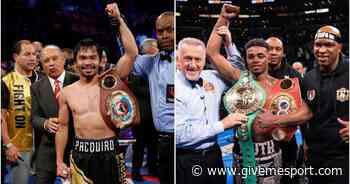 Errol Spence Jr vs Manny Pacquiao: Keith Thurman gives prediction - GIVEMESPORT