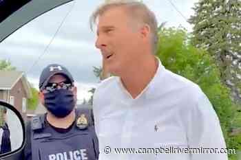 Maxime Bernier arrested following anti-rules rallies in Manitoba: RCMP - Campbell River Mirror