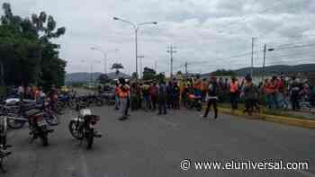 Ciudadanos de El Tocuyo piden una mejor gestión pública - El Universal (Venezuela)
