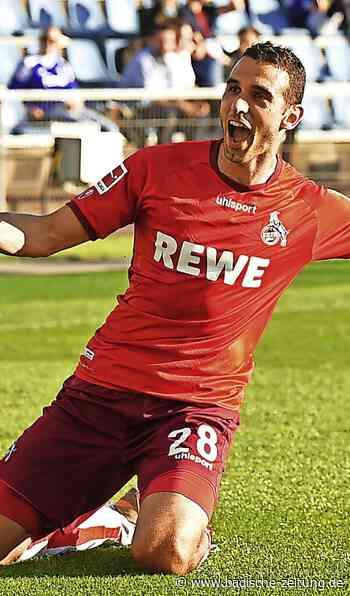 1. FC Köln auf der Baar - 1. Bundesliga - Badische Zeitung