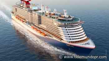 Crucero de Carnival estrenará puerto en San Juan - Telemundo Puerto Rico
