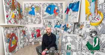 Putignano, il Farm Festival riparte e ospita un murales di Millo - La Gazzetta del Mezzogiorno