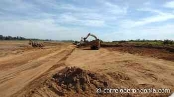 Adequação das faixas da pista do Aeroporto de Cacoal vai permitir operacionalização por instrumentos - Correio de Rondônia