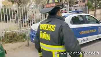 Intoxicación por monóxido de carbono movilizó a bomberos en Ñuñoa - Diario El Heraldo Linares