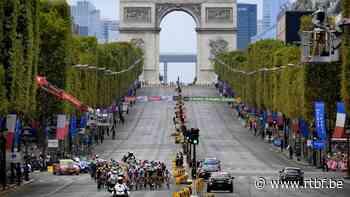 Suivez le Tour de France en direct vidéo : 21e étape (Chatou - Champs-Elysées), Un dernier volet pour un sprint majestueux à Paris (LIVE intégral dès 16h) - RTBF