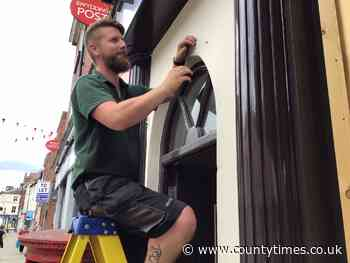 """Welshpool coffee shop """"won't be defeated"""" by vandals - Powys County Times"""