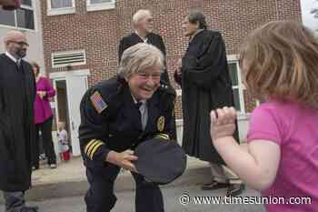 With a department in flux, Niskayuna police chief retires
