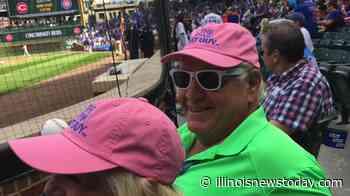 """Pink Hat Guy"" Jim Anixter is ready to return to Wrigley Field - Illinois News"