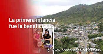 Entregan complementos nutricionales en Balboa – Proclama Cauca y Valle - Proclama del Cauca