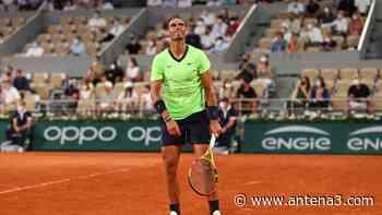 Nadal claudica ante un gigante Djokovic y cae eliminado en semifinales de Roland Garros - Antena 3 Noticias