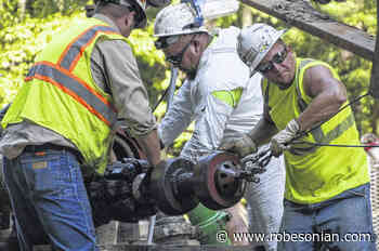 Piedmont Natural Gas to perform routine pipeline maintenance in Pembroke - The Robesonian