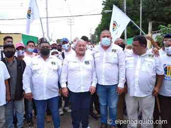 Diario El Periodiquito - Bernabé Gutiérrez visitó Cagua con la dirigencia de AD - El Periodiquito
