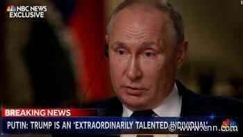 Hear how Putin compared Donald Trump to Joe Biden - CNN