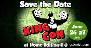 King Con returns in virtual format for 2021 – Kingston News - Kingstonist