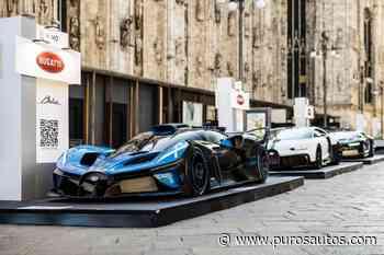 Bugatti desplegará en Milán toda su artillería pesada - Puros Autos