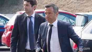 Tarde en Milán para Jorge Mendes - AS