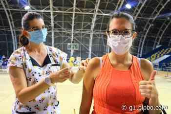 Covid-19: Piracicaba abre agenda para vacinar profissionais da educação com 45 e 46 anos e grávidas e puérperas - G1