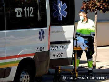 Tres heridos al caer una furgoneta por un barranco en La Rioja - NueveCuatroUno