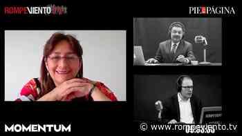 Terminan conferencias Sria.Salud / PRI Estado de México Vs Bernardo Barranco - MOMENTUM - Rompeviento TV