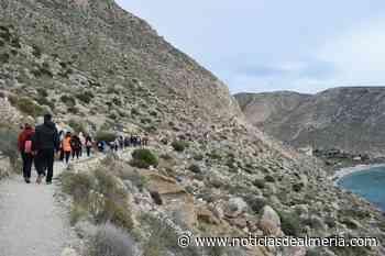 Senderismo al Barranco del Colorado y al Camino Viejo de Aguadulce - Noticias de Almería