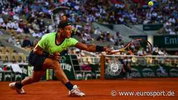 French Open 2021: Rafael Nadal zaubert im Kracher gegen Novak Djokovic - Eurosport DE