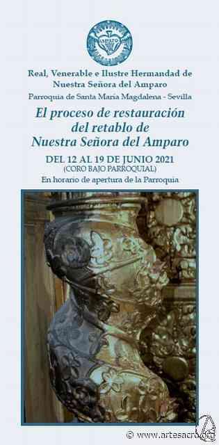 Amparo. Fiesta del Inmaculado Corazón de María, Exposición, Santa Misa y Concierto - Arte Sacro