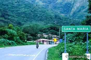 Cusco: Suscriben contratos para mejorar carretera Santa María-Santa Teresa-Hidroeléctrica - El Peruano