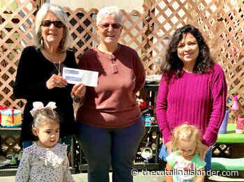 Kid Ventures Preschool gets big donation - The Catalina Inslader