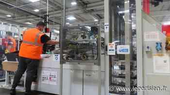 Oise : dans son entrepôt géant de Senlis, Amazon teste ses nouveaux robots - Le Parisien