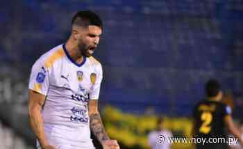Ex Luqueño se incorpora a Boca Juniors - Hoy - Noticas de Paraguay y el Mundo.