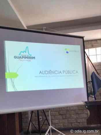 População de Guapimirim tem até o dia 25 de junho para participar de consulta pública - O Dia