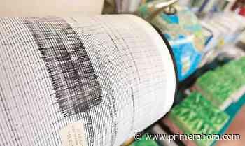 Catalogan como normal la actividad sísmica reciente al norte de Puerto Rico - Primera Hora