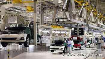 Volkswagen paralisa fábricas de São José dos Pinhais e SP por falta de chips - Banda B - Banda B