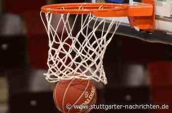 Basketball: Aufstiegsrunde - SV Fellbach zum Abschluss noch einmal daheim - Stuttgarter Nachrichten
