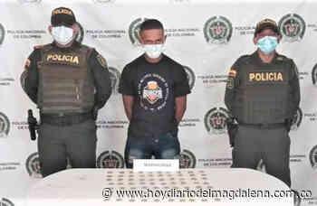 Cayeron dos expendedores de drogas en El Banco y El Difícil - Hoy Diario del Magdalena