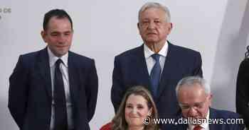 Arturo Herrera en Banxico: la propuesta de López Obrador para el Banco de México - The Dallas Morning News