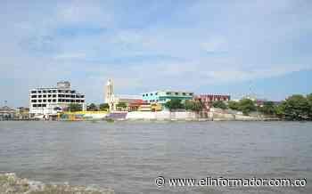 Alerta roja en El Banco por creciente del río Magdalena - El Informador - Santa Marta