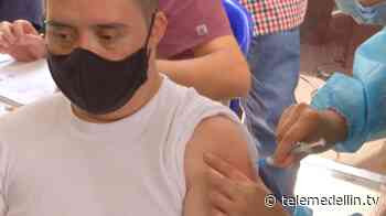 Sabaneta inició vacunación a personas con discapacidad - Telemedellín