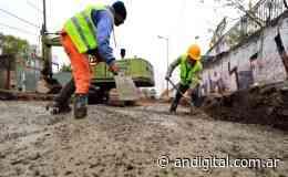 Repavimentan arteria clave de conexión Lomas de Zamora-Lanús - ANDigital