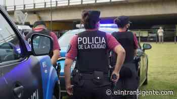 Un policía de la Ciudad fue baleado por cuatro motochorros en Lanús - El Intransigente
