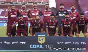 Se fue mal de Lanús y está en el radar del Rojo – Todas las noticias de Independiente   InfiernoRojo.com - IR Media